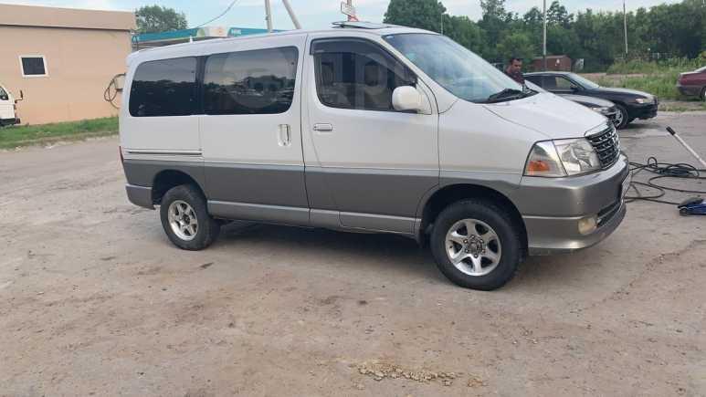 Toyota Granvia, 2001 год, 250 000 руб.