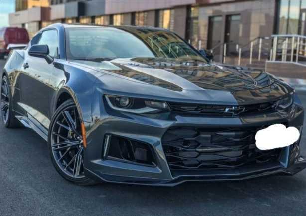 Chevrolet Camaro, 2019 год, 5 000 000 руб.