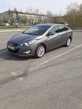 Омск Hyundai i40 2013