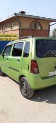 Opel Agila, 2000 год, 120 000 руб.