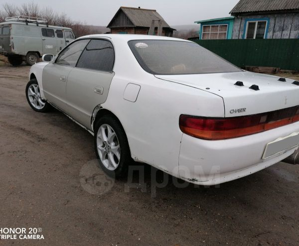 Toyota Chaser, 1992 год, 160 000 руб.
