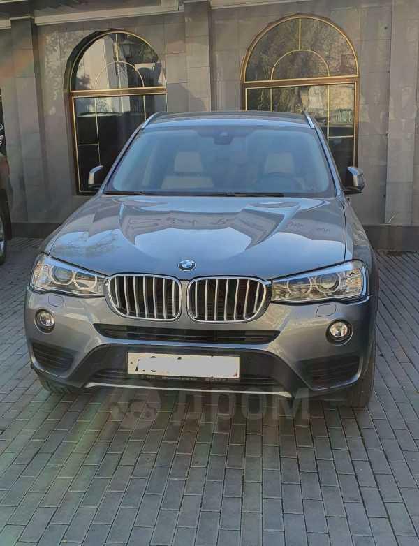 BMW X3, 2014 год, 1 750 000 руб.