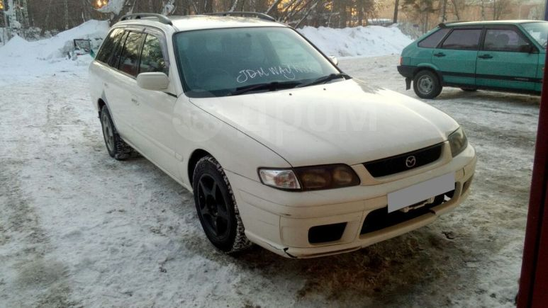 Mazda Capella, 1999 год, 75 000 руб.