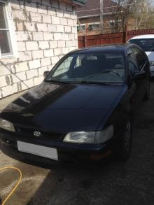 Гулькевичи Corolla 1996