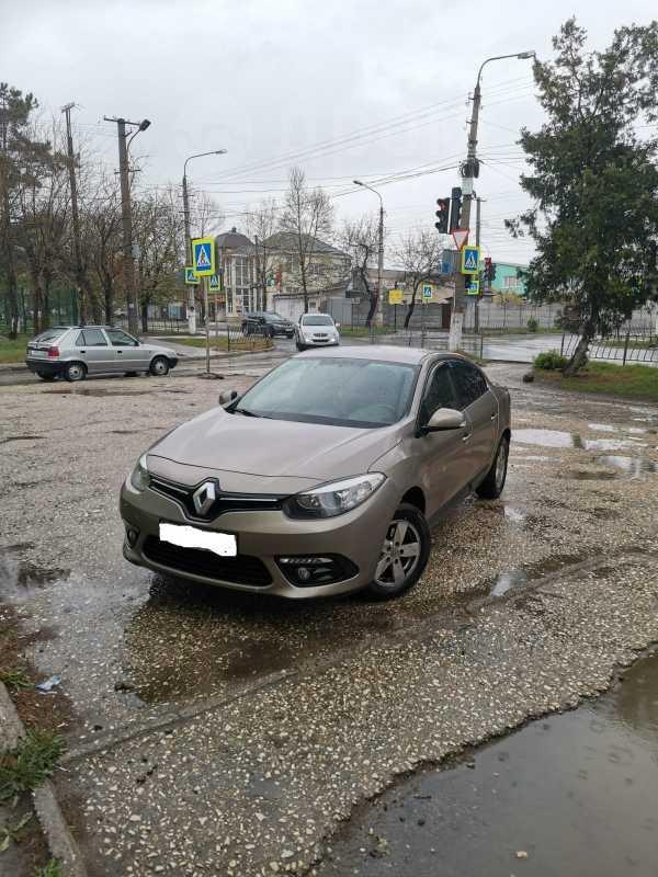 Renault Fluence, 2013 год, 477 000 руб.