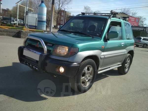 Mitsubishi Pajero Pinin, 1999 год, 215 000 руб.