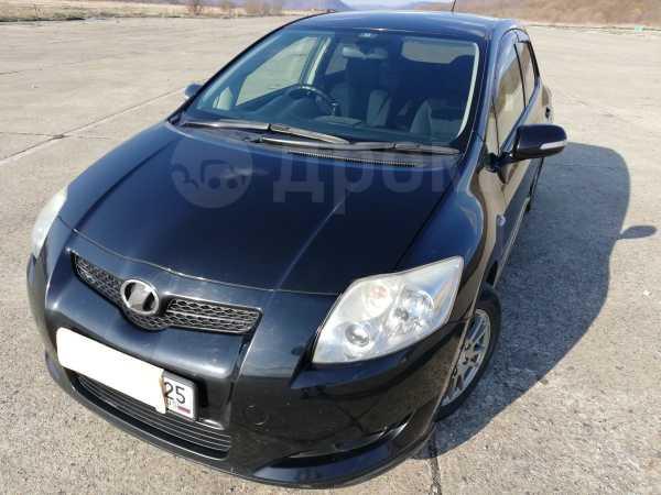 Toyota Auris, 2009 год, 555 000 руб.