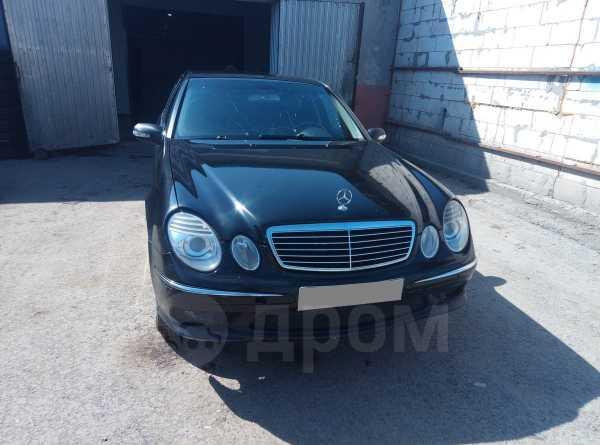 Mercedes-Benz E-Class, 2002 год, 270 000 руб.