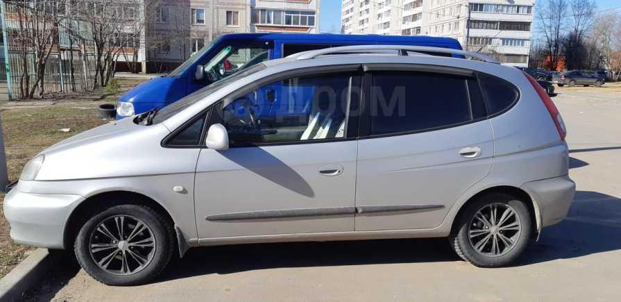 Chevrolet Rezzo, 2007 год, 260 000 руб.