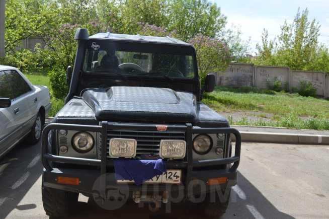 Land Rover Defender, 2008 год, 800 000 руб.