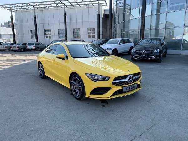 Mercedes-Benz CLA-Class, 2020 год, 2 470 000 руб.