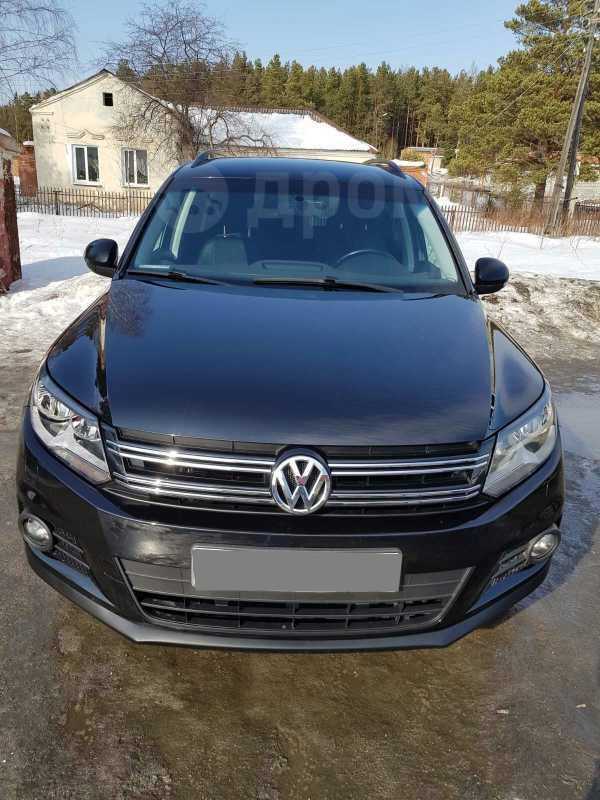 Volkswagen Tiguan, 2014 год, 785 000 руб.