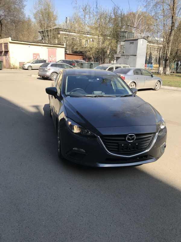 Mazda Axela, 2015 год, 850 000 руб.