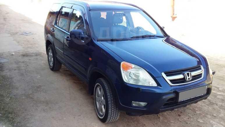 Honda CR-V, 2003 год, 420 000 руб.