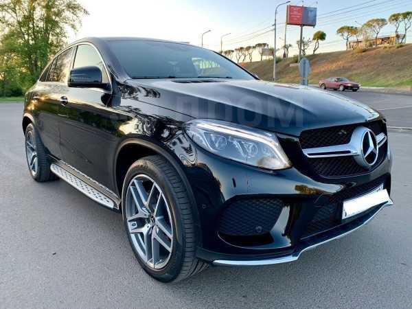 Mercedes-Benz GLE, 2017 год, 4 050 000 руб.