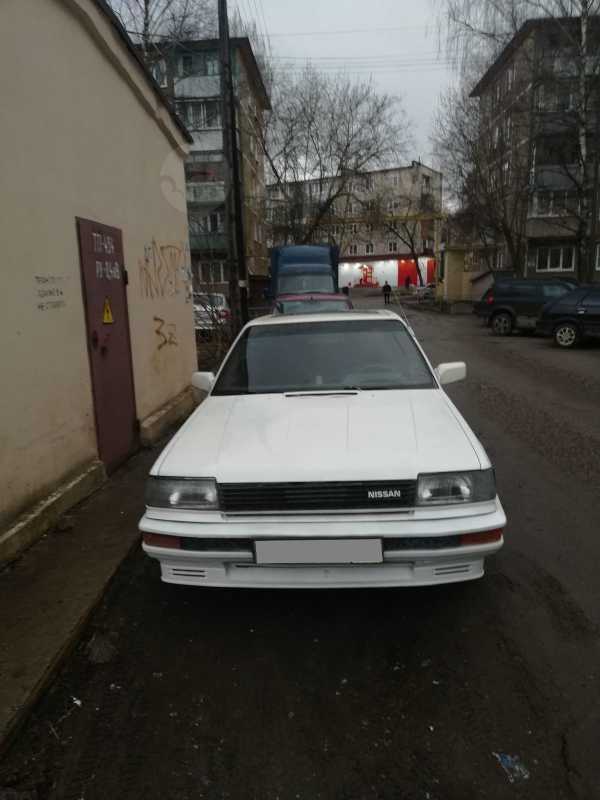 Nissan Bluebird, 1986 год, 100 000 руб.