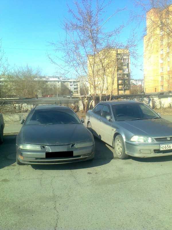 Honda Prelude, 1993 год, 170 000 руб.