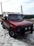 Лада 4x4 2121 Нива, 1996 год, 230 000 руб.