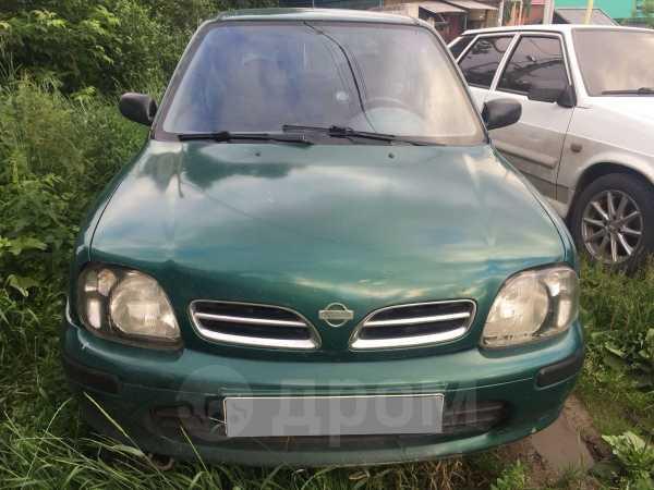 Nissan Micra, 1999 год, 70 000 руб.