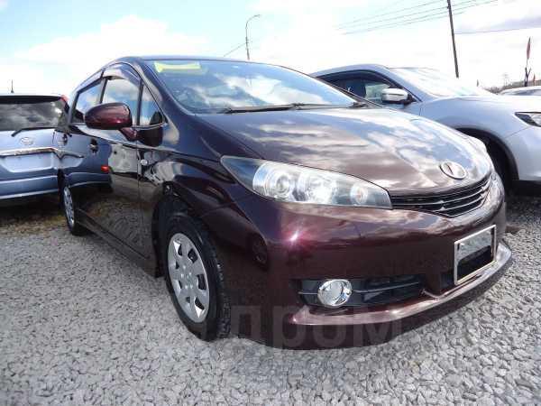 Toyota Wish, 2011 год, 760 000 руб.