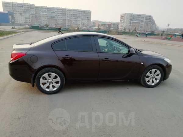 Opel Insignia, 2012 год, 599 000 руб.