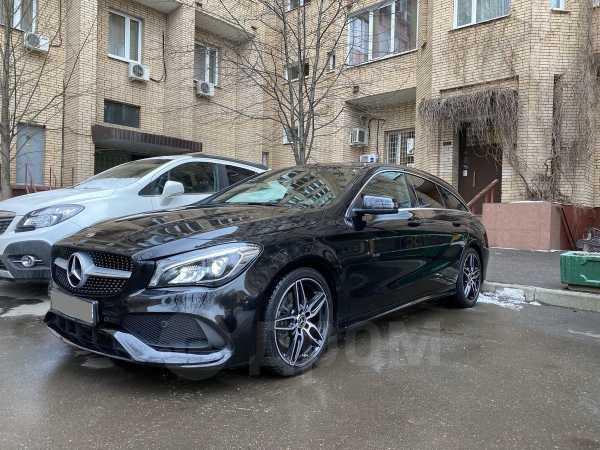 Mercedes-Benz CLA-Class, 2017 год, 1 950 000 руб.
