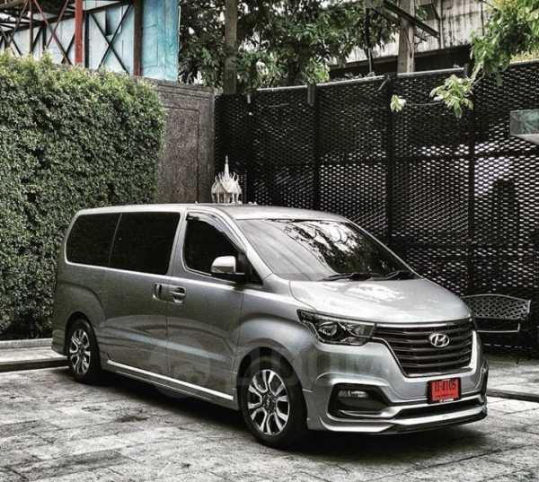 Hyundai Grand Starex, 2019 год, 2 150 000 руб.