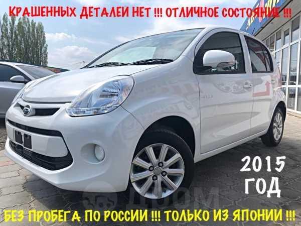 Daihatsu Boon, 2015 год, 499 000 руб.
