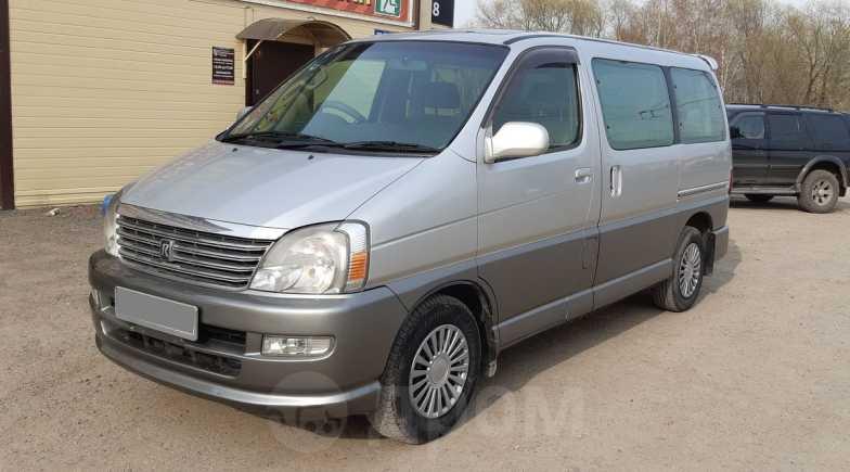 Toyota Regius, 2001 год, 499 999 руб.