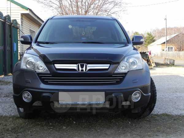 Honda CR-V, 2007 год, 870 000 руб.