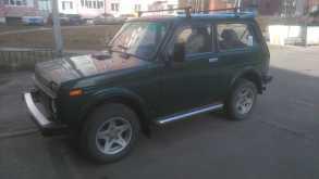Ярославль 4x4 2121 Нива 2000