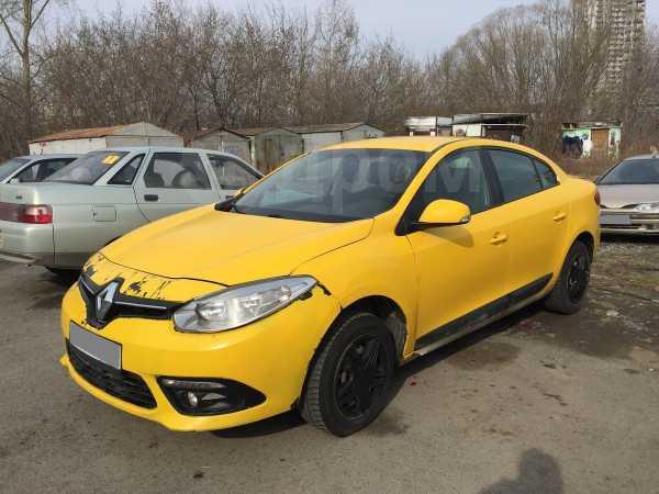 Renault Fluence, 2015 год, 450 000 руб.