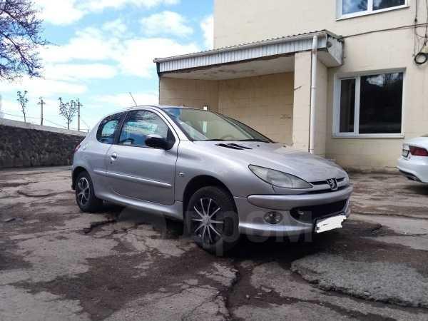 Peugeot 206, 2007 год, 193 000 руб.