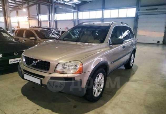 Volvo XC90, 2004 год, 390 000 руб.