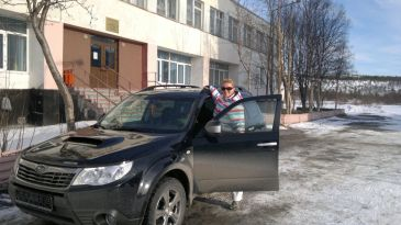 Сафоново Forester 2008