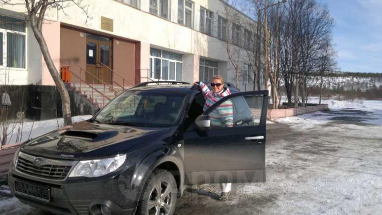 Subaru Forester, 2008 год, 630 000 руб.