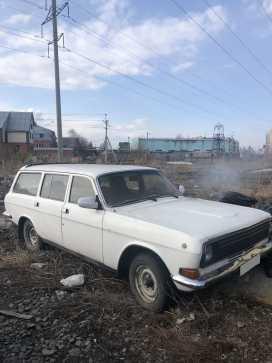 Кемерово 24 Волга 1991