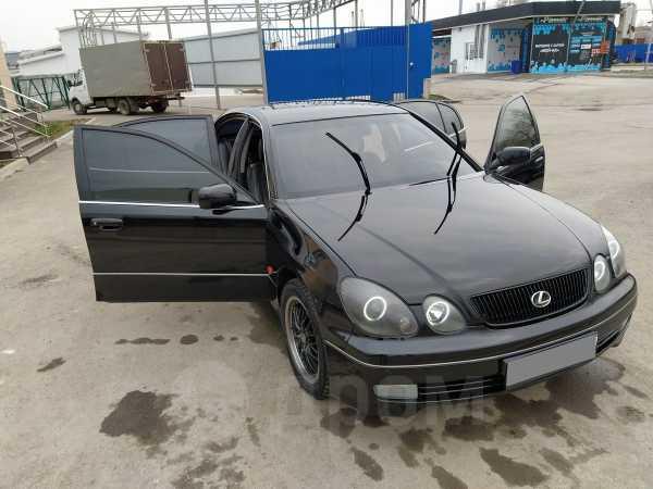 Lexus GS300, 2002 год, 450 000 руб.