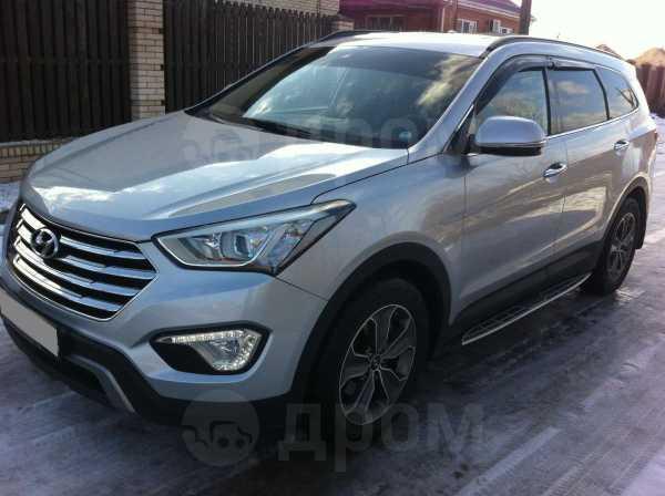 Hyundai Grand Santa Fe, 2014 год, 1 460 000 руб.