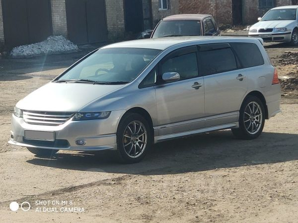 Honda Odyssey, 2005 год, 680 000 руб.