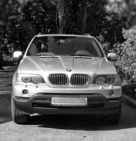 Заречный BMW X5 2000