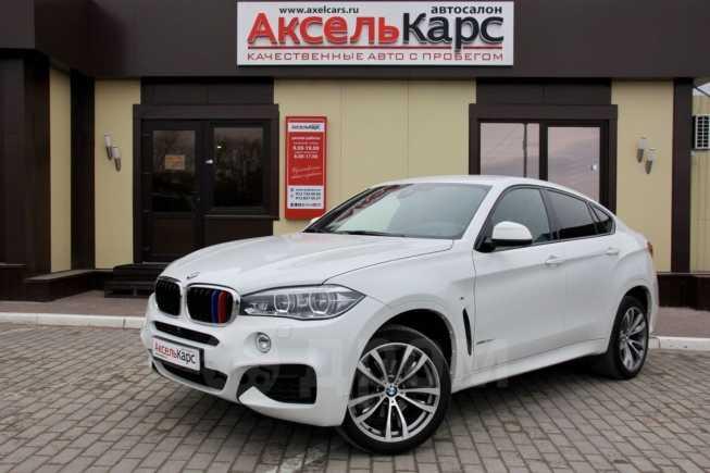 BMW X6, 2016 год, 3 490 000 руб.