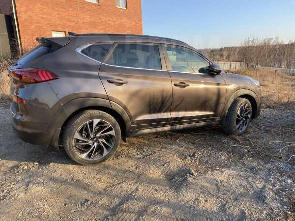 Hyundai Tucson, 2019 год, 1 995 000 руб.