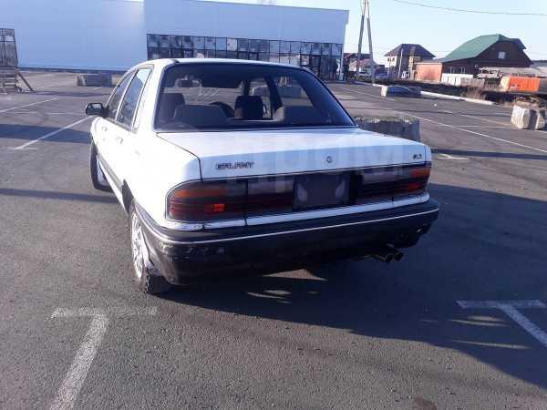 Mitsubishi Galant, 1989 год, 80 000 руб.