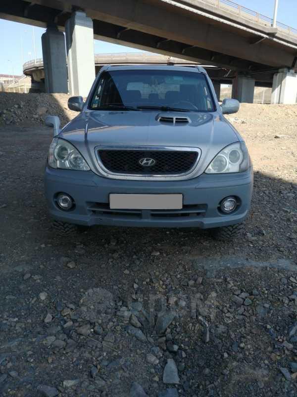 Hyundai Terracan, 2003 год, 425 000 руб.