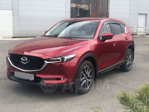 Mazda CX-5, 2018 год, 2 350 000 руб.