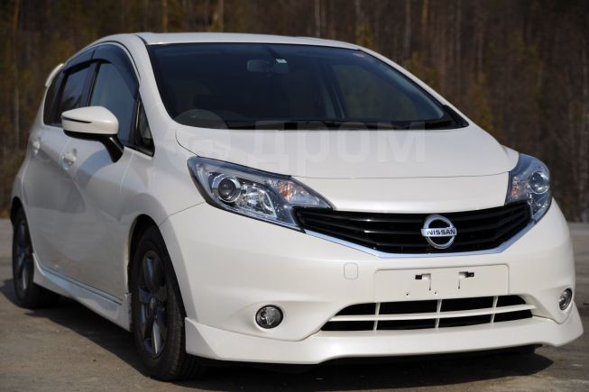 Nissan Note, 2015 год, 600 000 руб.