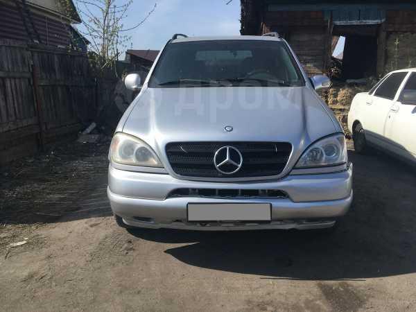 Mercedes-Benz M-Class, 2000 год, 370 000 руб.