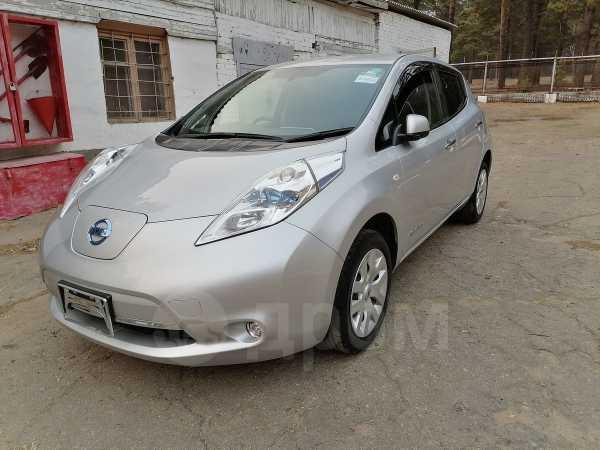 Nissan Leaf, 2013 год, 490 000 руб.