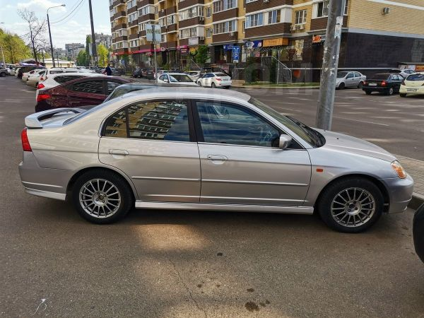 Honda Civic, 2002 год, 300 000 руб.